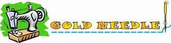 Gold Needle інтернет магазин швейного обладнання